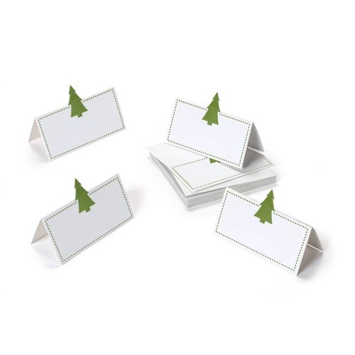 Christmas Tree Place Markers