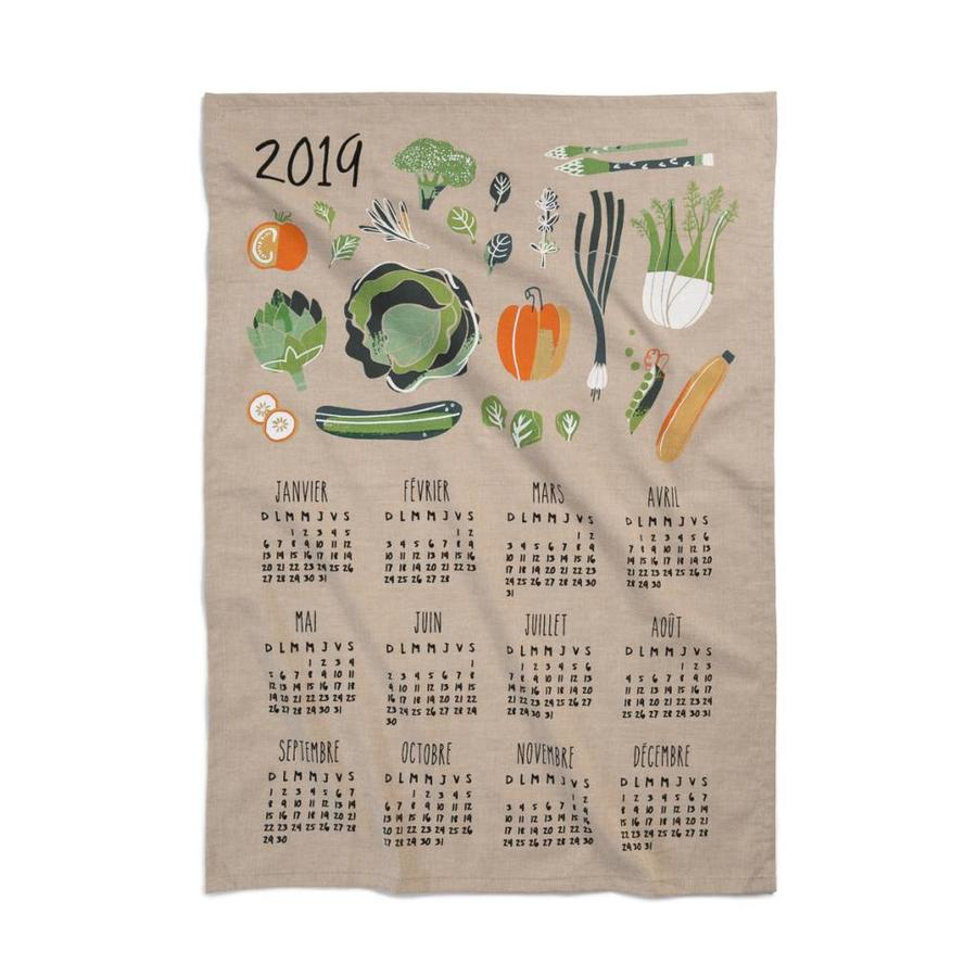 2019 Calendar Tea Towel - Photo 0