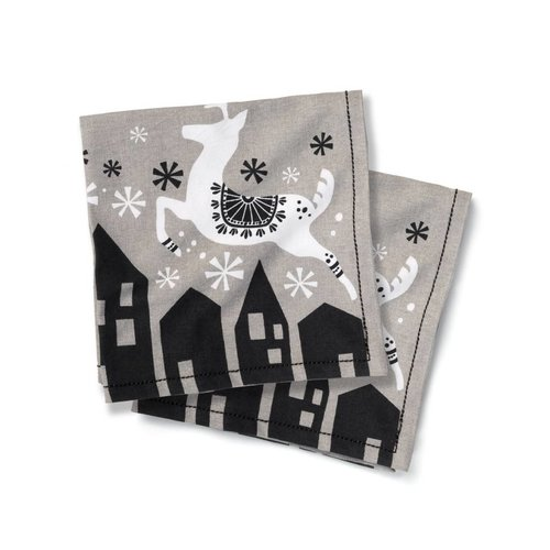 Urban Wonderland Napkins