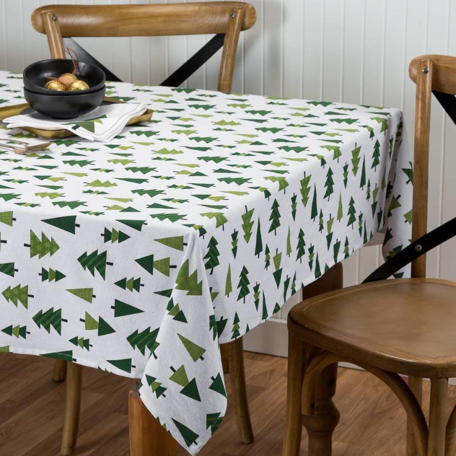 Christmas Tree Tablecloth - Photo 0