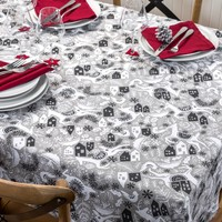 Urban Wonderland Tablecloth