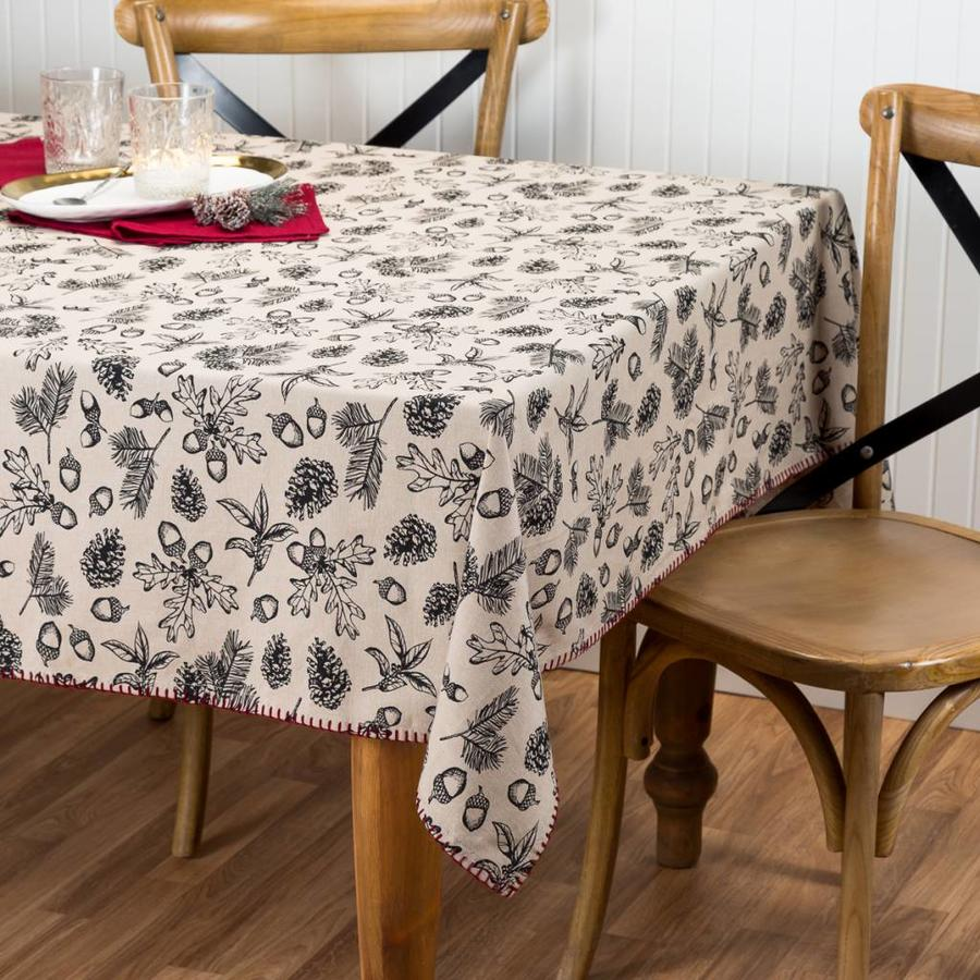 Winter Woods Tablecloth - Photo 1