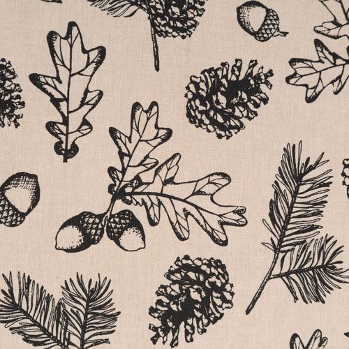 Winter Woods Tablecloth