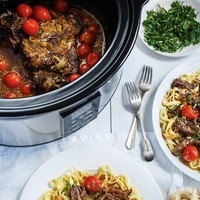 RICARDO Digital Slow Cooker, 6 qt (5.4 L)
