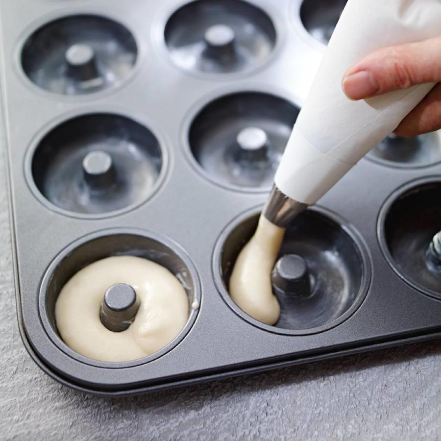 Poche et 5 douilles à pâtisserie - Photo 3