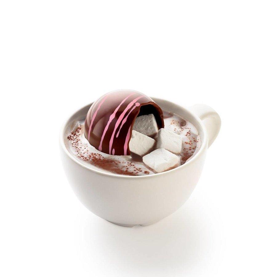 Boules choco-guimauves pour chocolat chaud de Saint-Valentin (4) - Photo 1