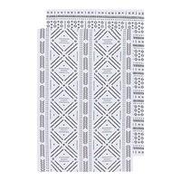 Set of 3 Aztec Print Tea Towels