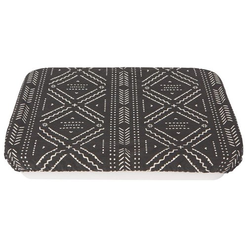 Reusable Black Cloth Dish Cover