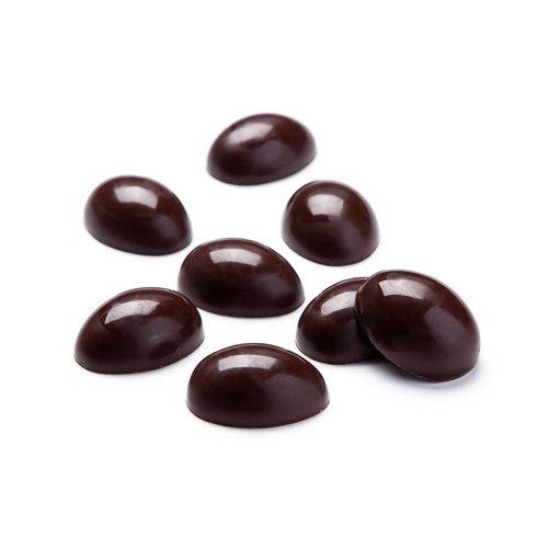 Sac de petits œufs de Pâques au chocolat noir
