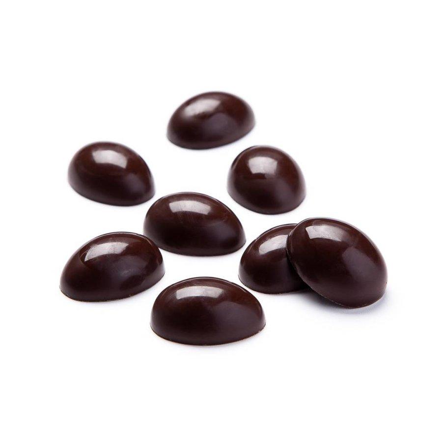 Sac de petits œufs de Pâques au chocolat noir de 50 g - Photo 0