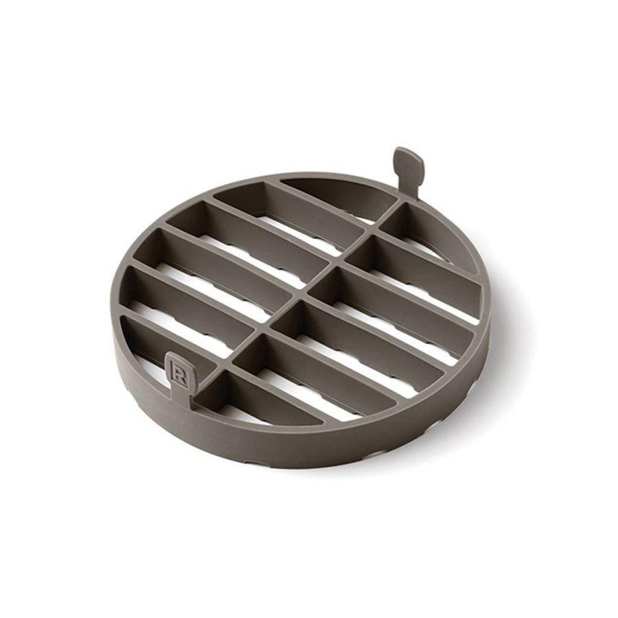 Grille en silicone pour cuisson à la vapeur - Photo 0