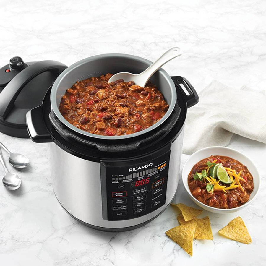 RICARDO Multi-function Electric Pressure Cooker - Photo 1