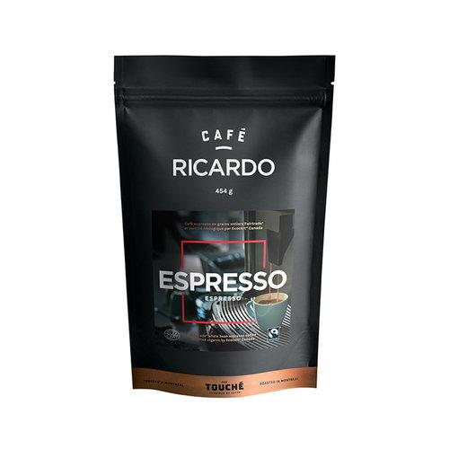 Sac de café espresso RICARDO de 454 g