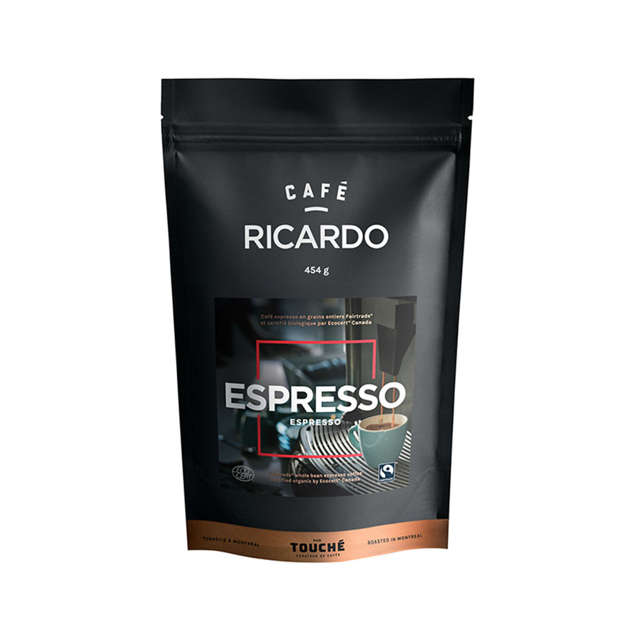 Bag of RICARDO Espresso Coffee, 454 g - Photo 0