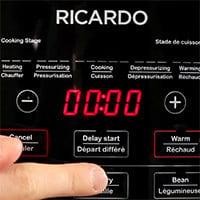 Autocuiseur électrique multifonction RICARDO