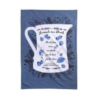 Blueberry Lemonade Tea Towel