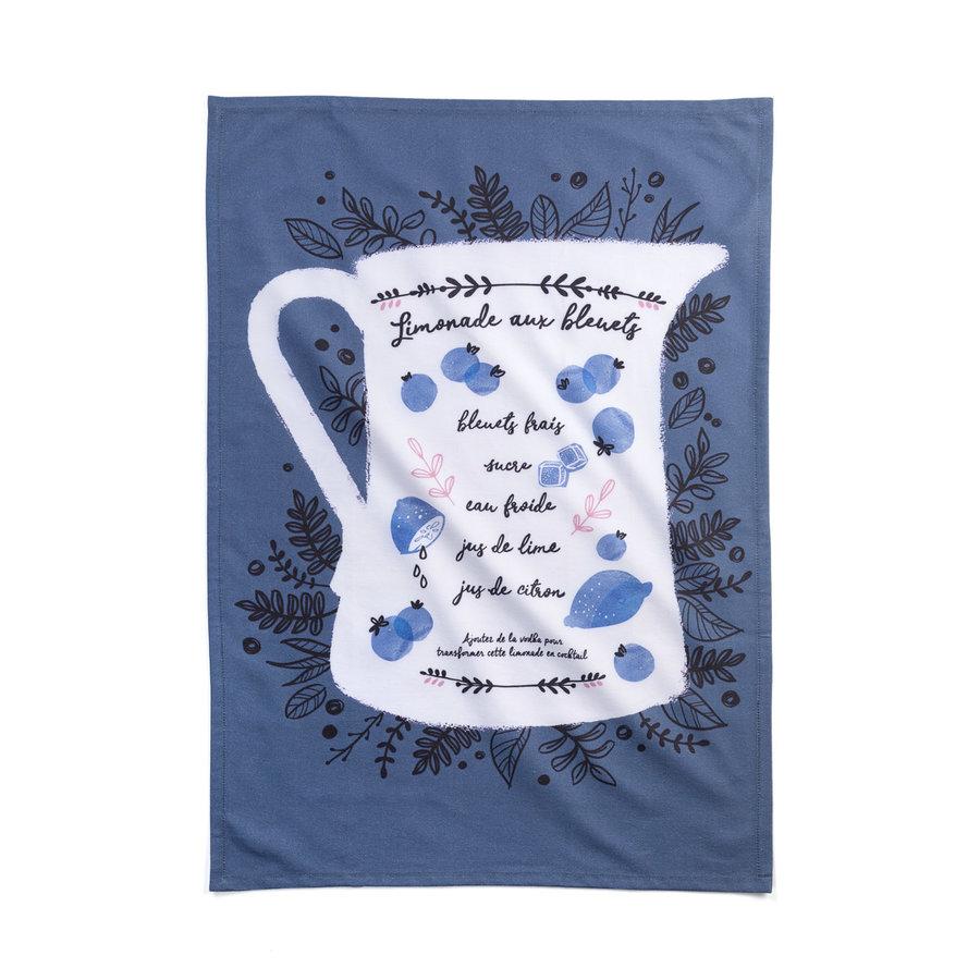 Blueberry Lemonade Tea Towel - Photo 0