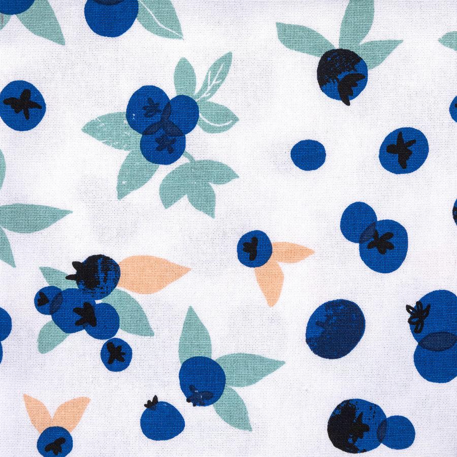 Serviettes de table «Explosion de bleuets» - Photo 1
