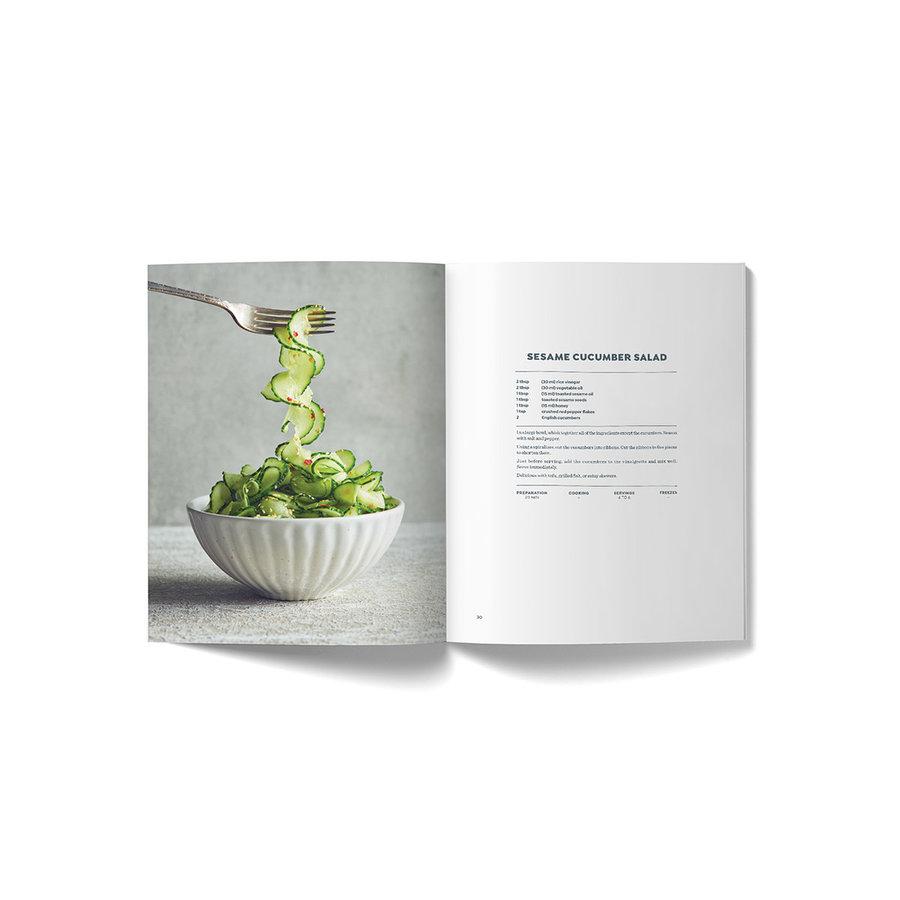 Combo livre <i>Vegetables First</i> (version anglaise) avec sac à emplettes - Photo 2