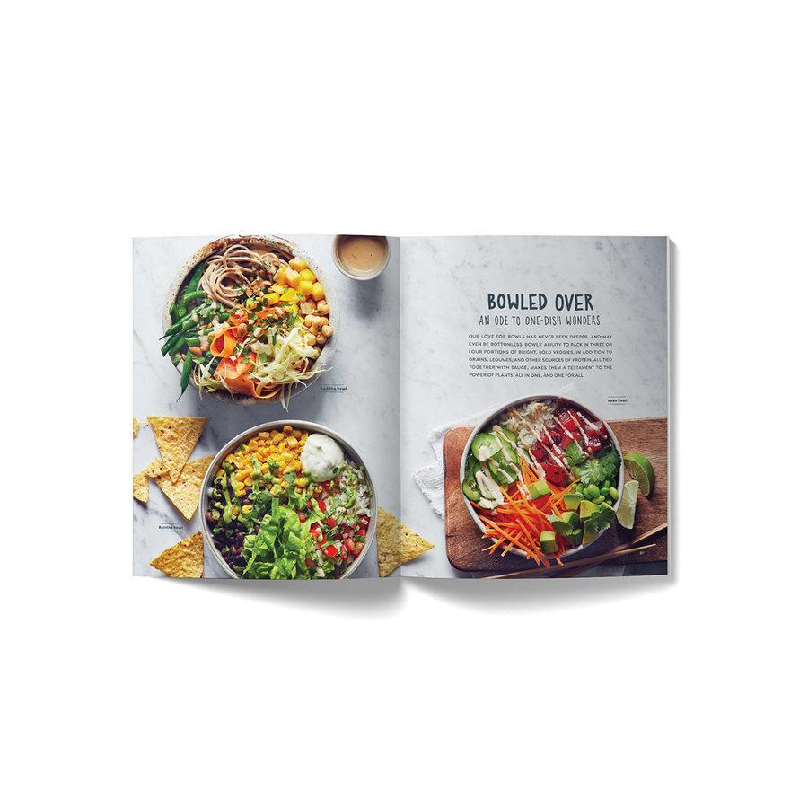 Combo livre <i>Vegetables First</i> (version anglaise) avec sac à emplettes - Photo 5