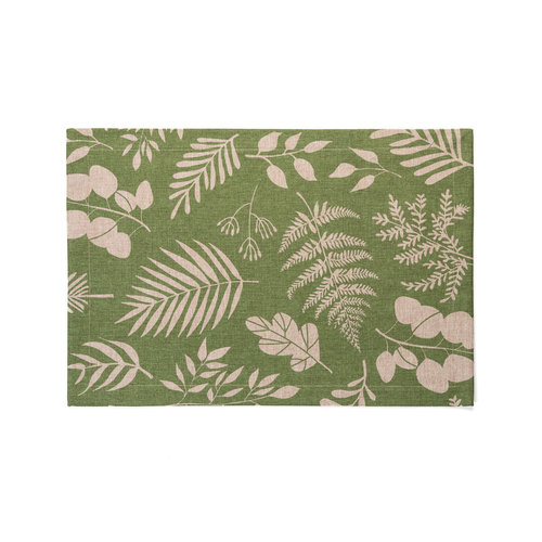 Fern Print Placemats