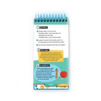 <i>Le quiz des aliments</i> Book for Kids (French Version)