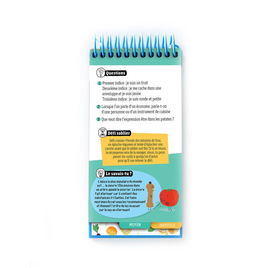 Livre pour enfants <i>Le quiz des aliments</i> - Photo 2
