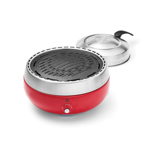 Nouveau barbecue portable RICARDO