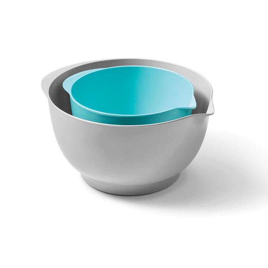 Set of 2 Mixing Bowls - Photo 1