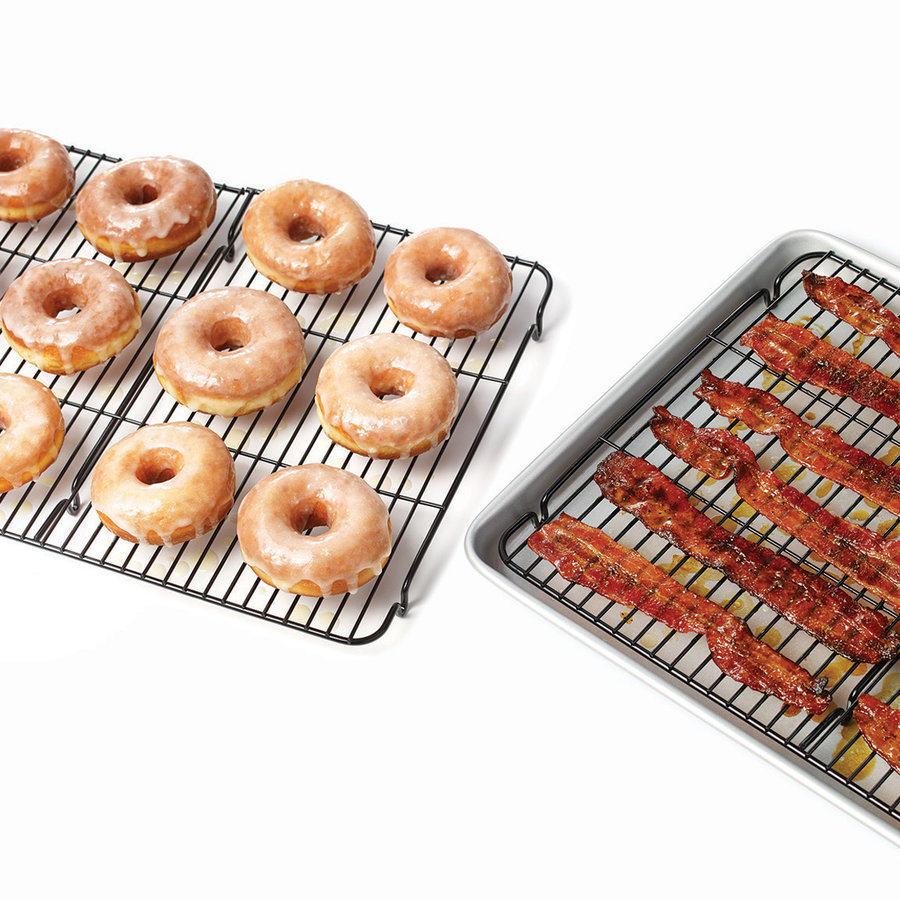 Grille de cuisson et à pâtisserie antiadhésive - Photo 1