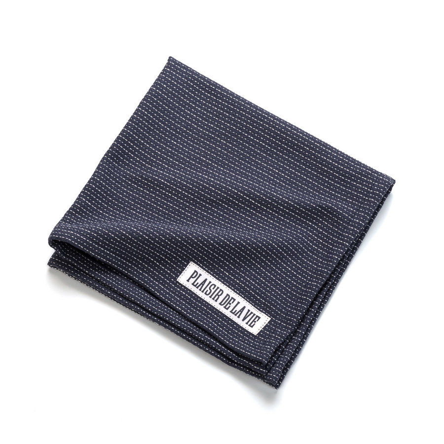 <i>Plaisir de la Vie</i> Denim-Look Napkins - Photo 0