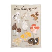 <i>Les Champignons</i> Tea Towel