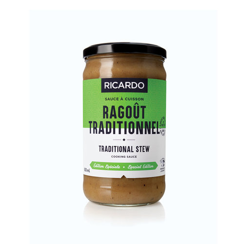 Sauce à cuisson Ragoût Traditionnel