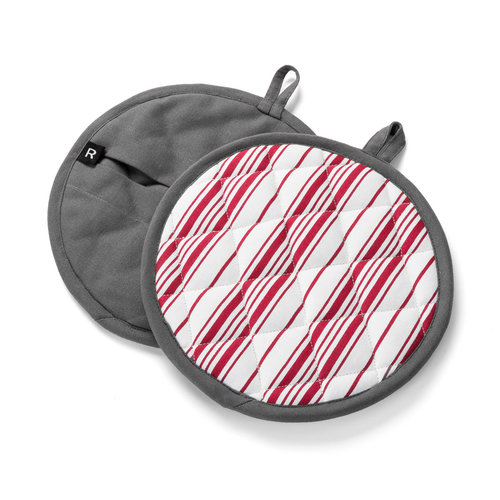 Striped Pot Holders