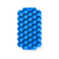 Silicone Hexagonal Ice Cube Mould