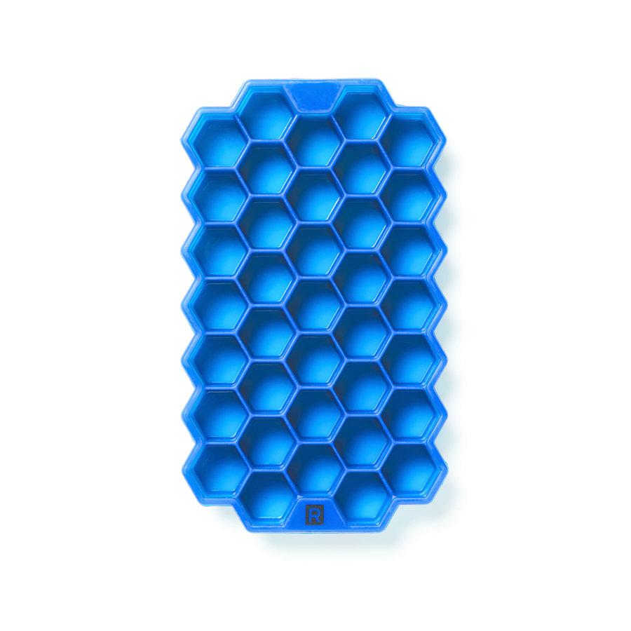 Moule à glaçons hexagonaux en silicone - Photo 0