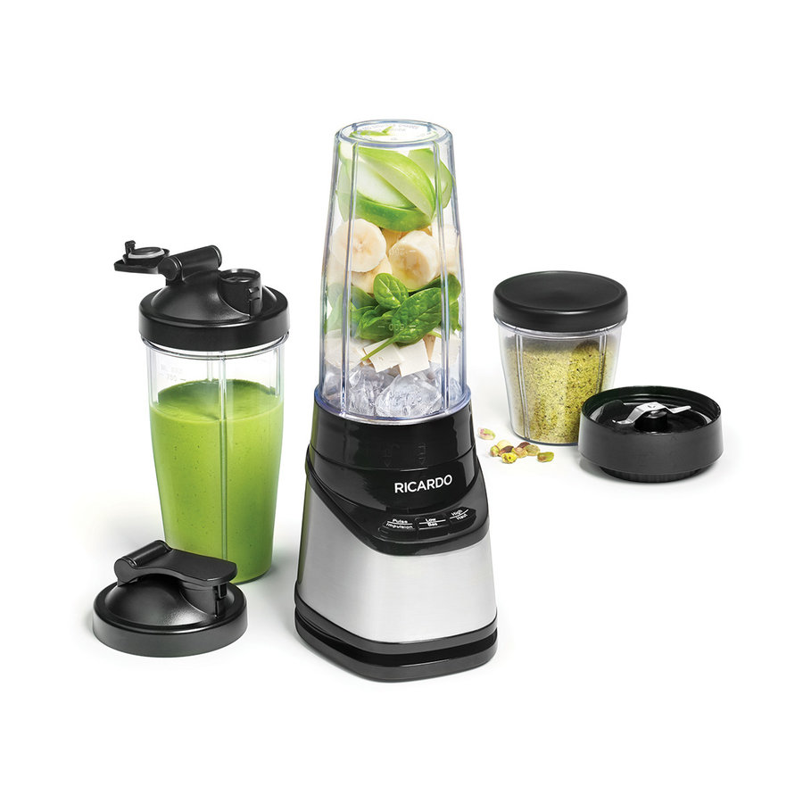 RICARDO Personal Blender Set (9 pieces) - Photo 0