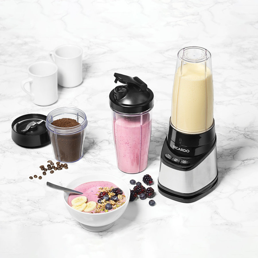 RICARDO Personal Blender Set (9 pieces) - Photo 1
