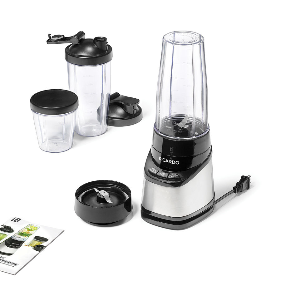RICARDO Personal Blender Set (9 pieces) - Photo 2
