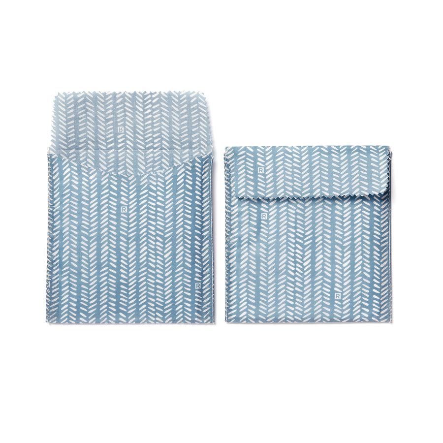 Ensemble de sacs réutilisables pour sandwich (2 pièces) - Photo 0