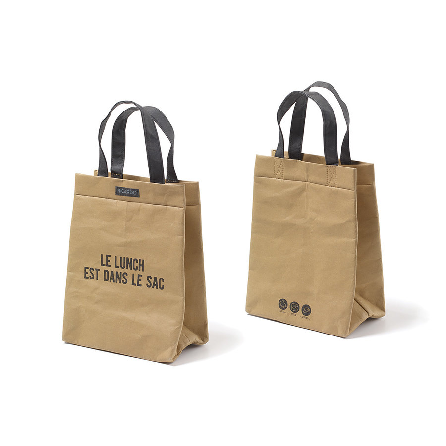 Washable Paper Lunch Bag - Photo 0