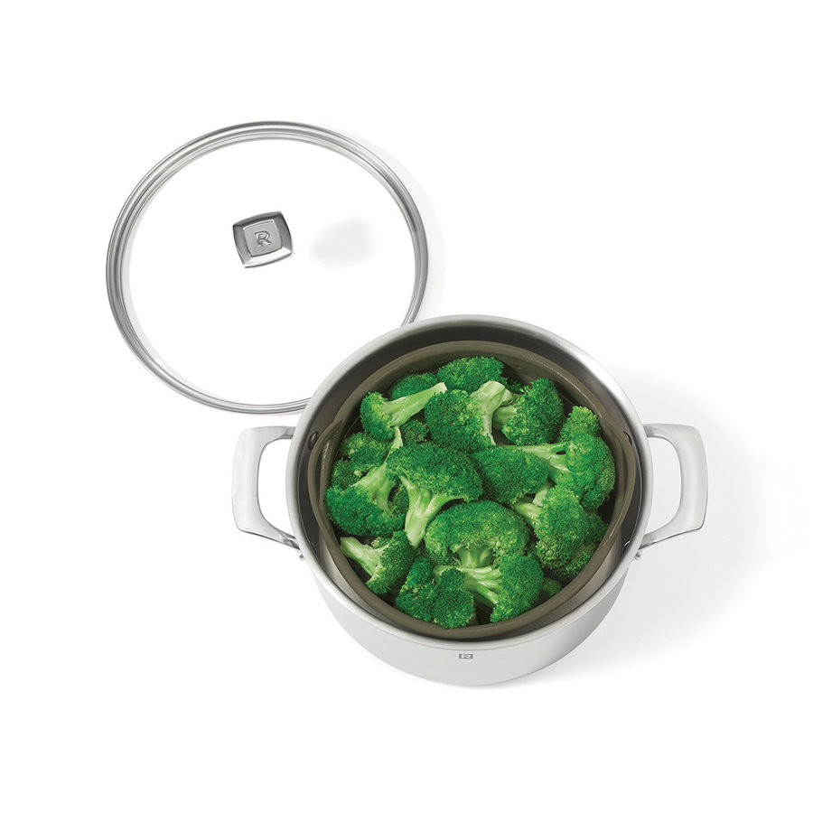 2-in-1 Strainer and Steaming Basket - Photo 1