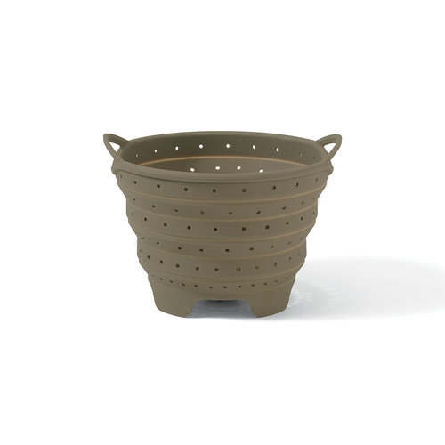 2-in-1 Strainer and Steaming Basket