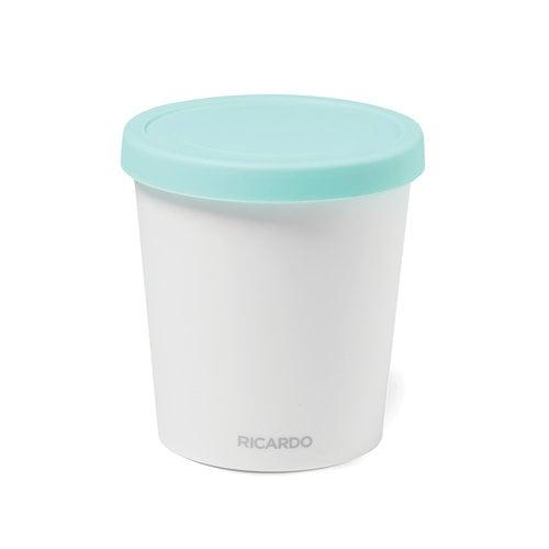 Contenant hermétique à crème glacée
