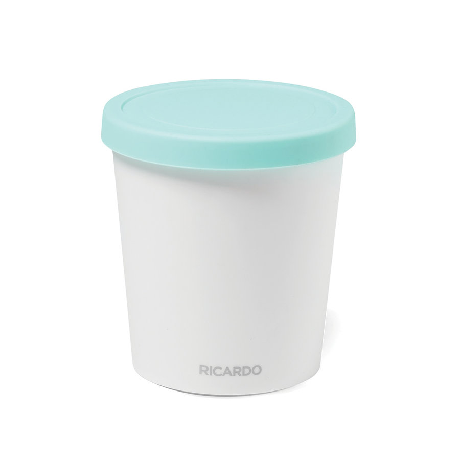 Contenant hermétique à crème glacée (1 L) - Photo 0