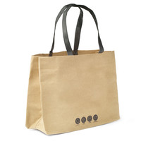 Reusable and Washable Shopping Bag Made of Recycled Paper