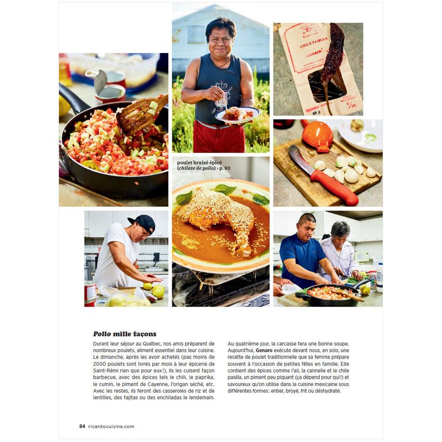 Magazine Automne 1 (Volume 18, Numéro 7) - Photo 1