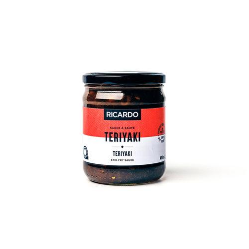 Teriyaki Stir-Fry Sauce
