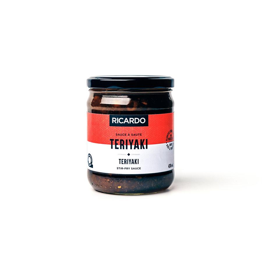 Teriyaki Stir-Fry Sauce, 430 ml - Photo 0