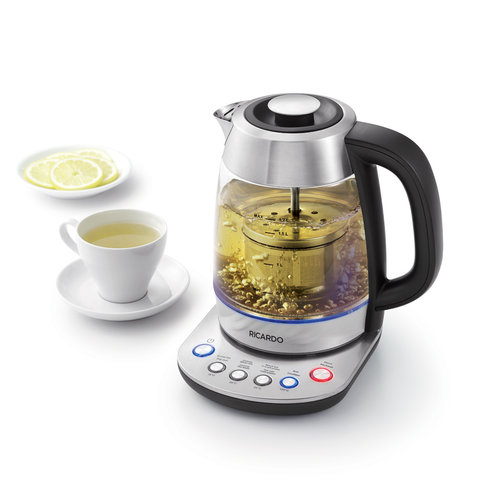 Preprogrammed Electric Kettle